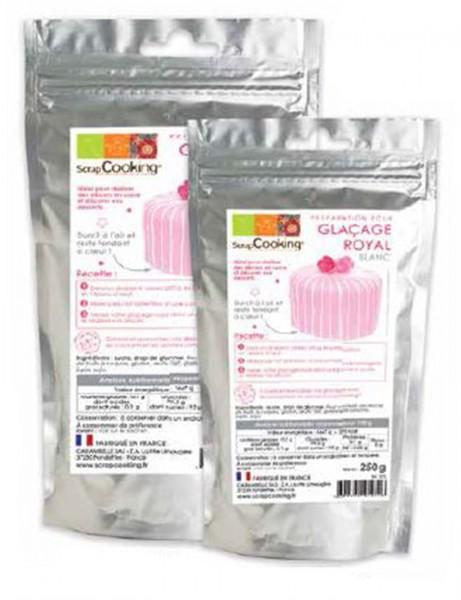 Zuckerglasur für Dekoration 250g