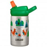 Trinkflasche Camelbak eddy KIDS camping foxe