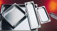 GN-Behälter gelocht  2/3 20mm