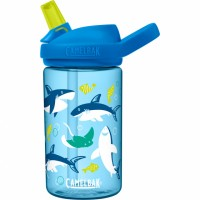 Trinkflasche Camelbak eddy KIDS 0.4l, sharks & rays