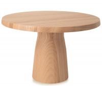 Holz Servierständer, H: 21, Ø 33 cm, natur