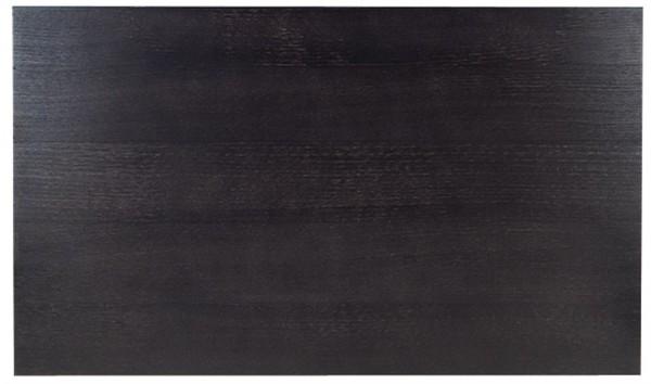 Scenario Einsatzplatte schwarzbraun (Holz)