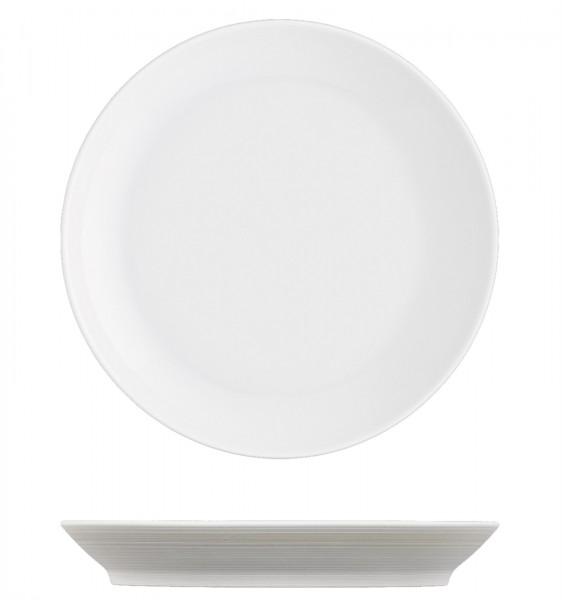 Omnia Frühstücksteller hellbraun ø19cm