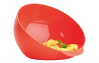 M-Cuisine MW Omelettenschüssel, orange, 19.3x21x14 cm