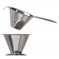 Tee-Sieb mit Behälter 5.5cm