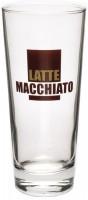 Latte Macchiato Frankonia 33cl, Dekor braun 15.2cm