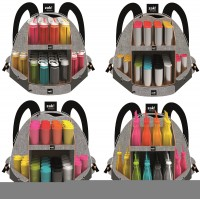 Backpack Display, leer, 95x45x74 cm
