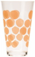 Dot Dot Becher orange 30 cl orange