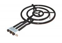Gasbrenner aus Eisen, emailliert für Paella-Pfannen Ø 50cm