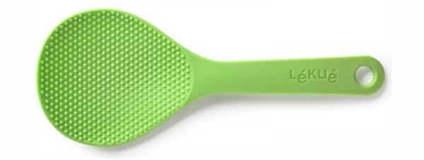 Reislöffel, grün