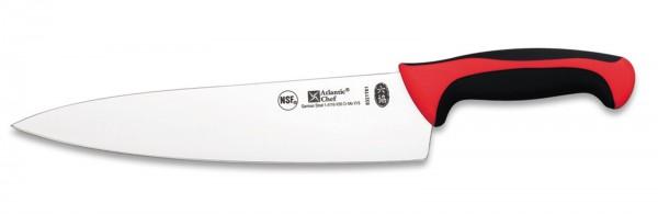 Atlantic Chef Kochmesser 25cm rot