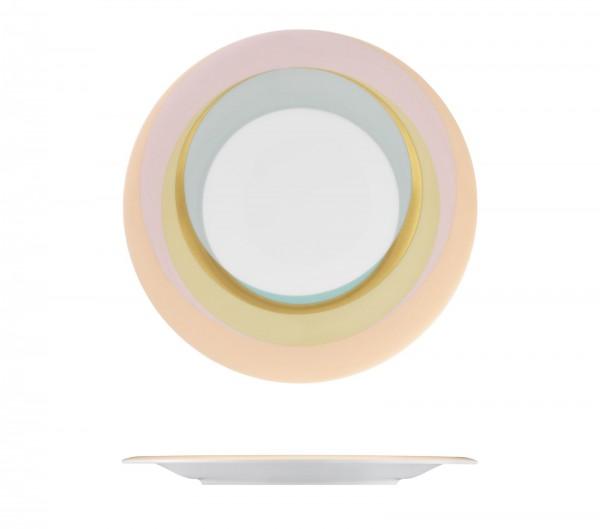 Fluen Frühstücksteller ø22cm Shifting colors
