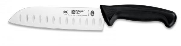Atlantic Chef Santokumesser 19cm schwarz