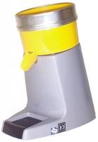Saftpresse grau lackiert