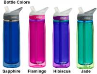 Isolierte Trinkflasche Camelbak eddy pink