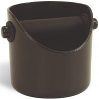 Kaffeesatz-Behälter, schwarz