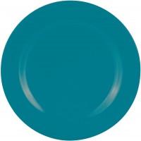 BBQ Speiseteller aqua blau 28 cm