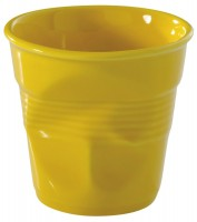 Espresso Knitterbecher 8 cl, gelb