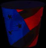 Cappuccino Knitterbecher 18 cl, USA