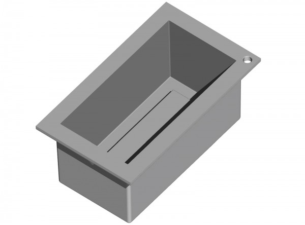 Elastomoule Backform Stein 10x5x5cm