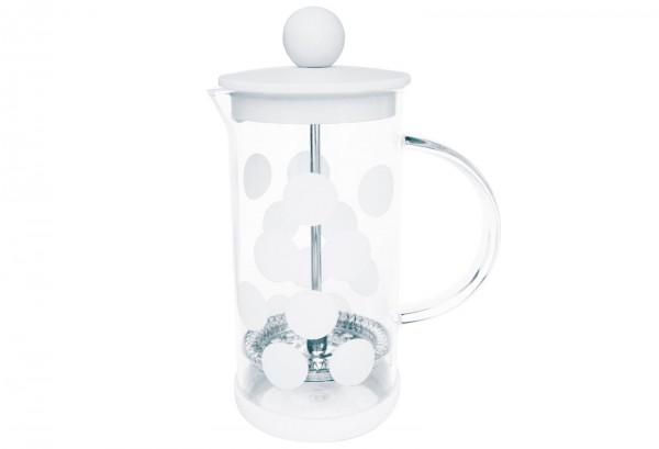 Dot Dot Kaffeezubereiter, weiss 35 cl.