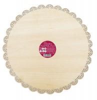 Holzplatte rund ø 29cm