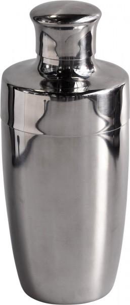 Cocktail Shaker 3tlg hochglanzpoliert 750ml