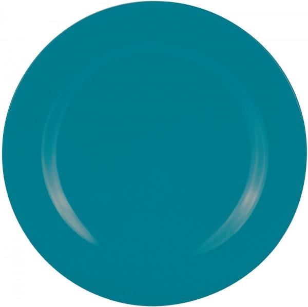 BBQ Salatteller aqua blau 24 cm