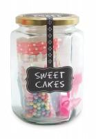 Sweet Cupcakes Geschenkset, 18-tlg.