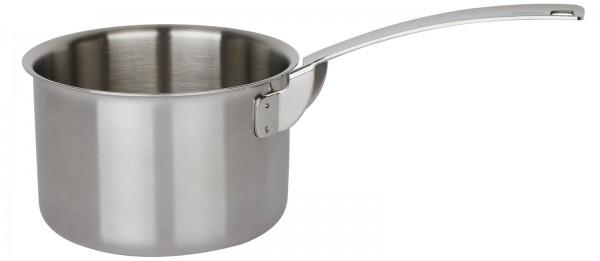 Stielkasserolle hoch 3-Ply 16x11cm