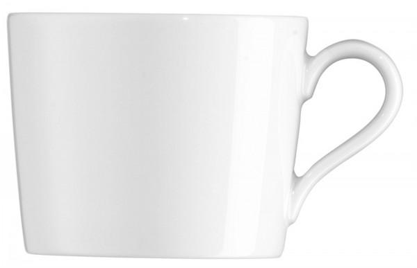 TRIC/weiss Kaffee-Obertasse 0,21lt