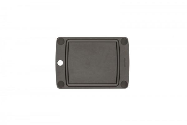 All-in-One Brett mit schwarzen Füssen, 25.4x17.8 cm, schwarz