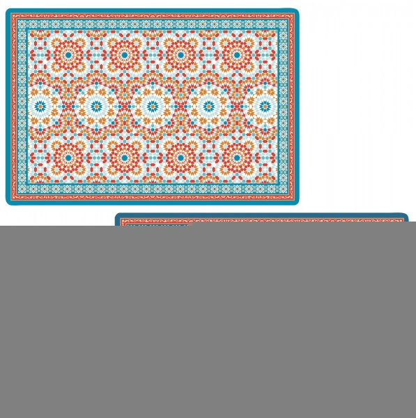 Granada Tischset doppelseitig 45x30 cm
