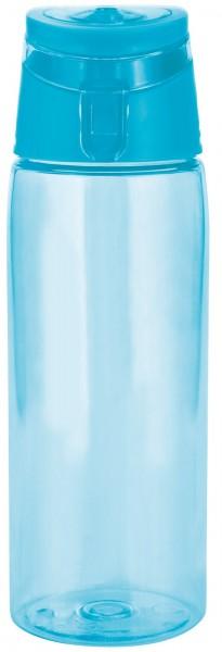 Tinted Trinkflasche aqua blau, 75cl