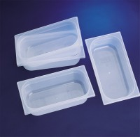 Deckel Polypropylen 1/6 GN blau