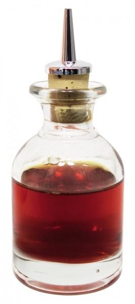 Bitterflasche 100ml (ohne Ausgiesser)