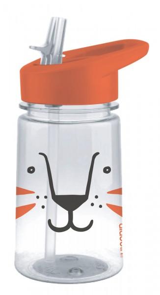 """Zoo Flip & Sip Wasserflasche """"Löwe"""", 0.35 l"""