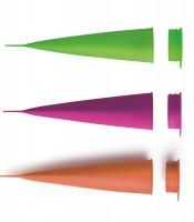 Calipo Eisform 2er Set orange/grün, 21 cm