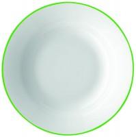 Cucina/grün Suppenteller Coupe 22cm