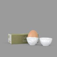 Eierbecher Set glücklich / hmpff