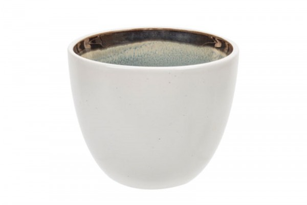 Fez Blue Tasse o. Henkel, Ø 9 cm, H 7 cm, 26cl