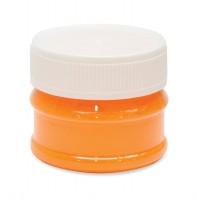 Neon Farbpulver, orange, 5 g