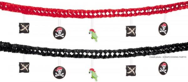 """Girlande Papier, """"Pirat"""""""
