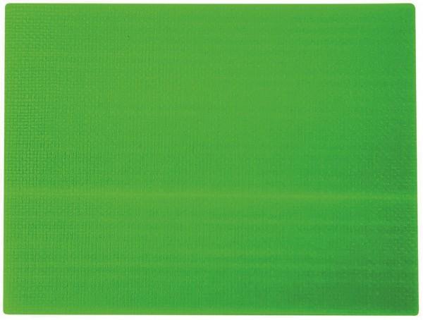 """PP-Tischset """"Coolorista"""", eckig, apfelgrün, 45x32.5 cm"""
