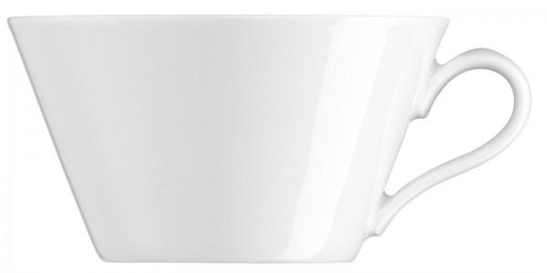 TRIC/weiss Café au lait-Obertasse 0,35lt