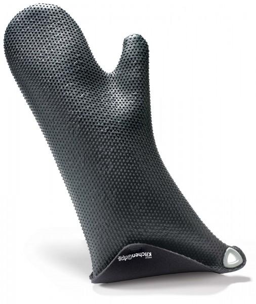 Grillhandschuh Professional schwarz 41cm