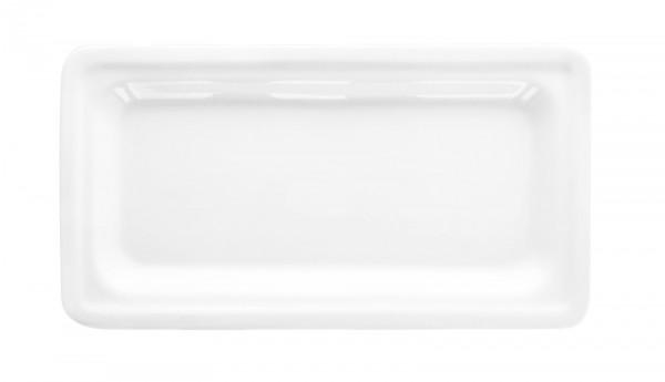 Buffet GN-Schalen Porzellan 1/3 325x176mm h:25mm