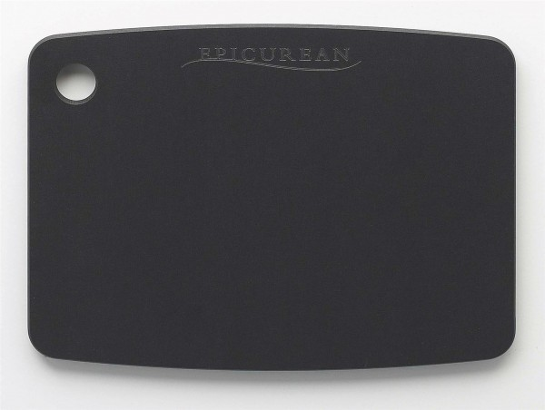 Schneidebrett schwarz 30x23cm