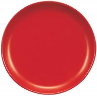 Fondue-Teller rot 20cm