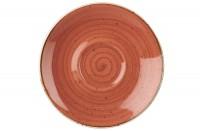Stonecast Orange Tassen Untere 15.6cm